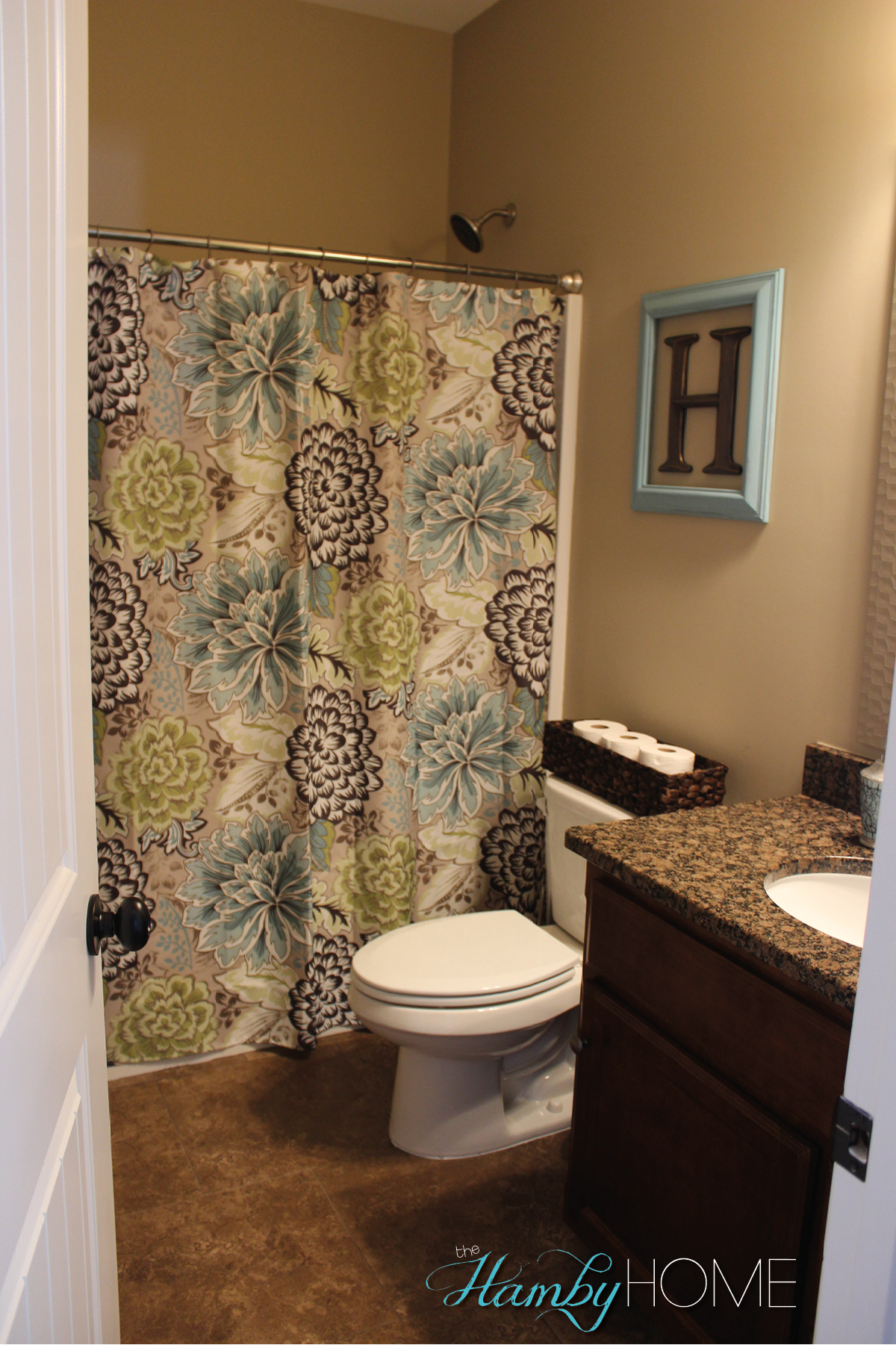Guest Bathroom The Hamby Home